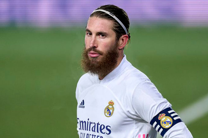 Ramos vẫn chưa chịu gia hạn hợp đồng