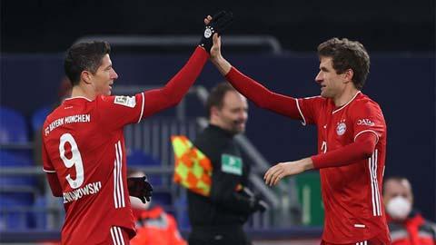Bayern: Ngày của những sự khẳng định