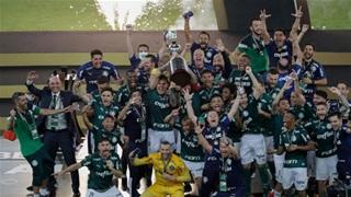 Palmeiras vô địch Copa Libertadores 2020