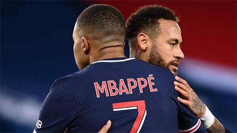 Neymar ấn định tương lai với PSG