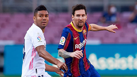 Tổng hợp vòng 21 La Liga: Barca chiếm thứ 2 của Real, Atletico lao thẳng về đích