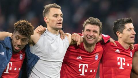 Bayern mang đội hình siêu mạnh quyết giành FIFA Club World Cup