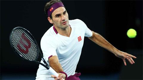 Federer trở lại sau hơn một năm nghỉ chữa chấn thương