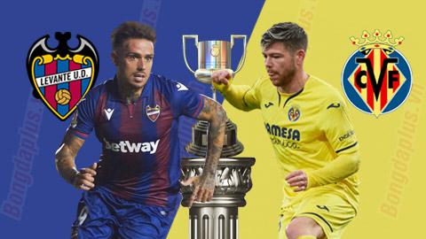 Nhận định bóng đá Levante vs Villarreal, 01h00 ngày 04/02: Sức mạnh Tàu ngầm vàng