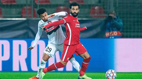 COVID-19 làm khó Liverpool trước trận gặp Leipzig ở Champions League