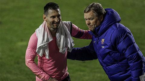 Rò rỉ thêm điều khoản lạ ở hợp đồng 555 triệu euro của Messi tại Barca