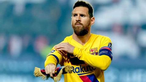 5 người bị tình nghi làm rò rỉ thông tin về hợp đồng của Messi