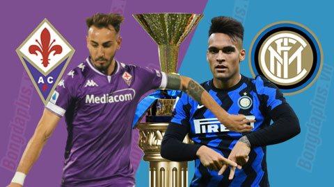 Nhận định bóng đá Fiorentina vs Inter Milan, 02h45 ngày 6/2