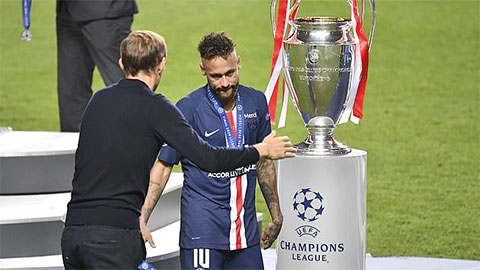 Neymar: 'Tôi sẽ vô địch Champions League cùng PSG'