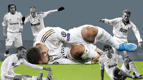 Vượt Bale và Kaka, Hazard được bầu chọn là bản hợp đồng tệ nhất lịch sử Real