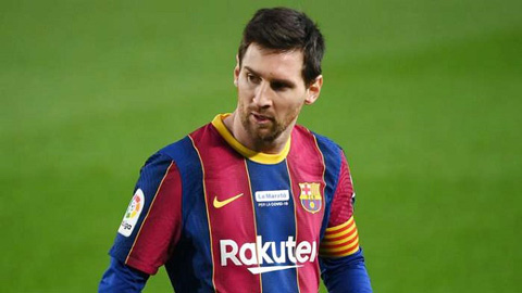 Messi phủ nhận mọi tin đồn tới PSG và Man City