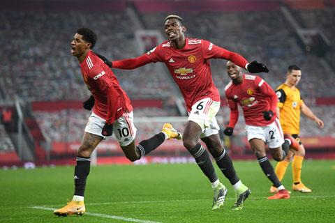 Nhận định Man United vs Everton - Trên sân nhà, M.U hoàn toàn có thể đánh bại Everton như trận lượt đi