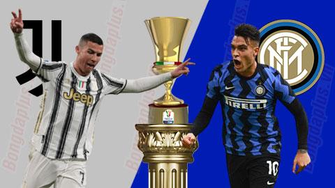 Juventus 0-0 Inter Milan: Juve giành vé vào chung kết Coppa Italia