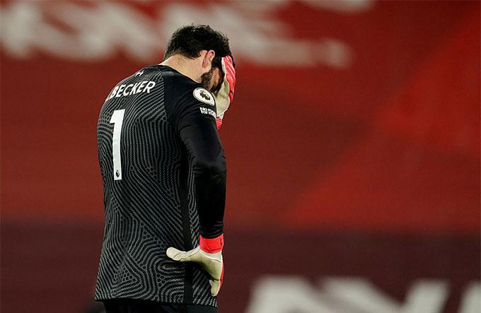 Liverpool là nhà vô địch tệ nhất