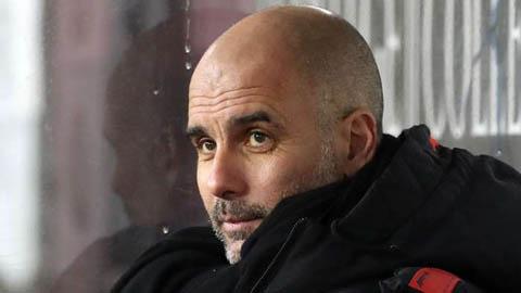 Guardiola: 'Man City đã vô địch Ngoại hạng Anh'