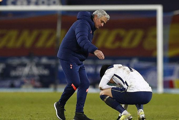 Tottenham khó lòng cản nổi bước tiến của Man City