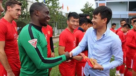 Công Vinh bắt tay với Calisto phát triển dự án siêu khủng cho bóng đá Việt Nam