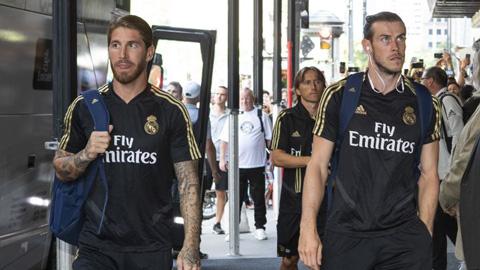 Real không đủ tiền trả lương cho Ramos vì Bale