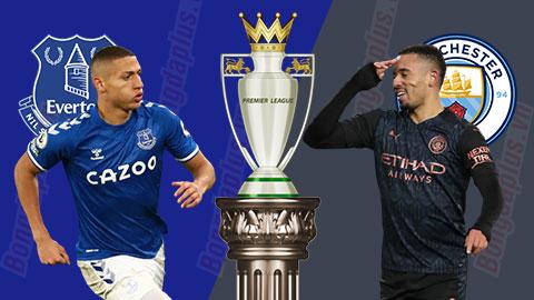 Nhận định bóng đá Everton vs Man City, 03h15 ngày 18/2: Dễ như ''ăn kẹo''