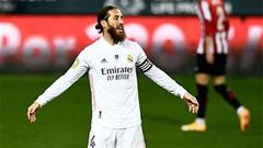 Ramos chắc chắn sẽ rời Real ngay mùa hè này