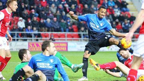 Soi kèo: Tài trận Bournemouth vs Rotherham