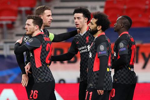 Liverpool đã vượt qua áp lực để giành chiến thắng trở lại