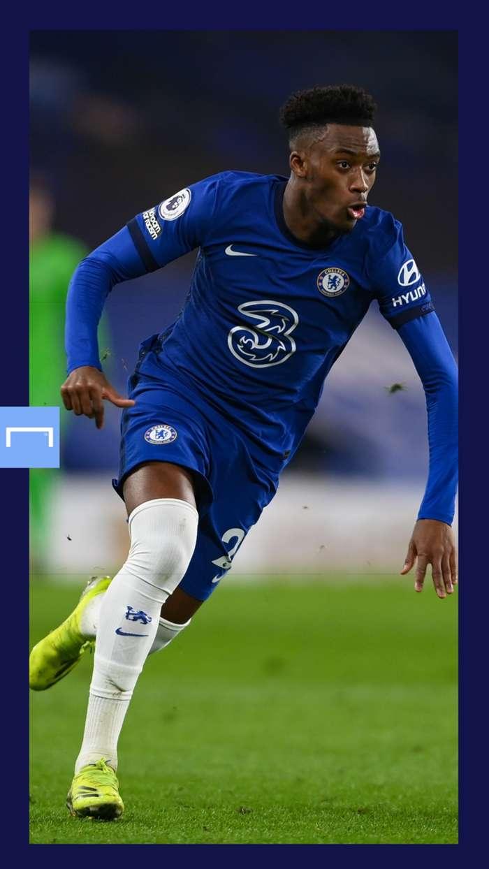 Callum Hudson-Odoi đang phối hợp tốt cùng các cầu thủ ở hàng công của Chelsea