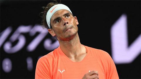 Nadal bị Tsitsipas loại ở tứ kết Australian Open 2021