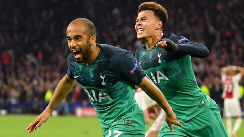 Tottenham sẽ ca khúc khải hoàn đêm nay