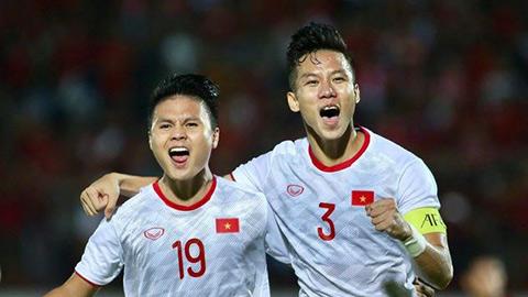 ĐT Việt Nam như hổ mọc thêm cánh nếu đá sân nhà tập trung ở VL World Cup 2022