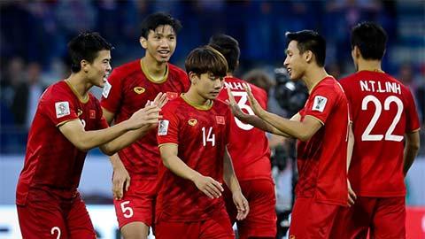 BXH FIFA tháng 2/2021: ĐT Việt Nam vẫn xếp thứ 93, Thái Lan tăng 1 bậc