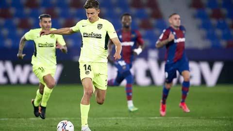 Atletico: Llorente chỉ kém Messi, Suarez và Benzema