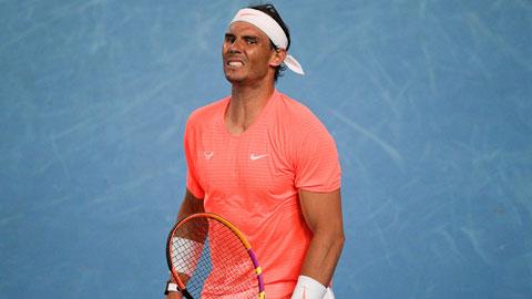 Rafael Nadal bị loại khỏi Úc mở rộng: Cú sốc với Nadal, cột mốc của Tsitsipas