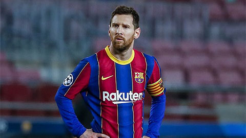 Man City gửi lời đề nghị kém hấp dẫn hơn đến Messi