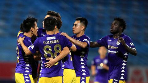 Cầu thủ Indonesia đánh giá Hà Nội ngang tầm đội Campuchia