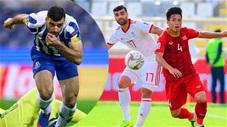 Cầu thủ Iran vừa ghi bàn vào lưới Juventus từng đối đầu ĐT Việt Nam