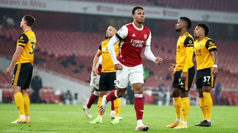 Sự kiên nhẫn chính là chìa khóa thành công của Gabriel khi mới đến Arsenal