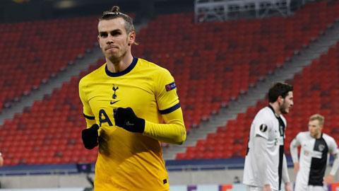 Hóa ra, Bale không chỉ biết đánh golf