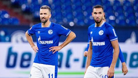 """Schalke thua đậm Dortmund: Bi kịch của """"Hoàng đế xanh"""""""