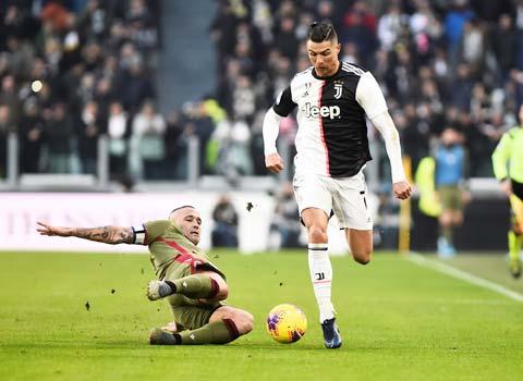 """Ronaldo sẽ """"nổ súng"""" để đưa Juventus đến chiến thắng"""