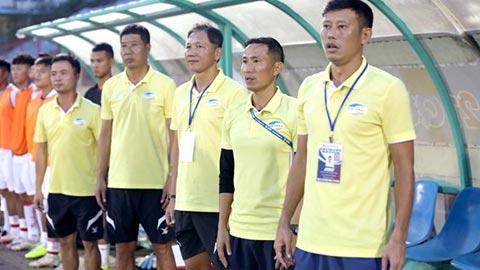 Cựu danh thủ Bảo Khanh làm trợ lý cho HLV Việt Hoàng