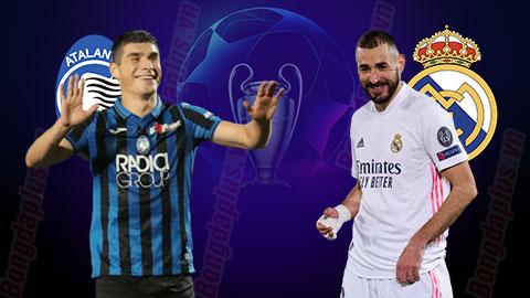 Nhận định bóng đá Atalanta vs Real Madrid, 03h00 ngày 25/2