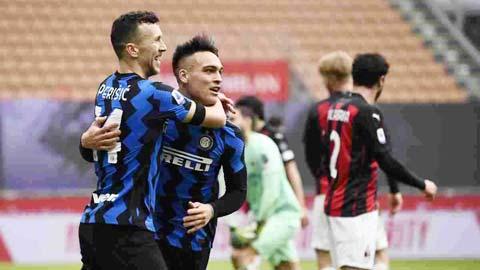 Inter thanh toán sòng phẳng mối thù 10 năm