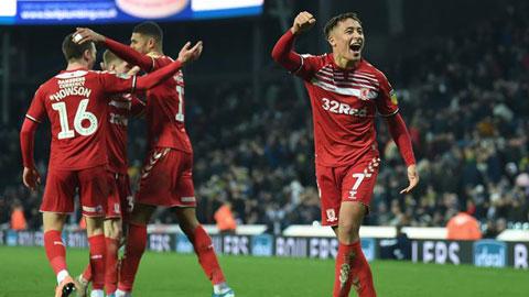 Soi kèo Middlesbrough vs Bristol City, 2h00 ngày 24/2