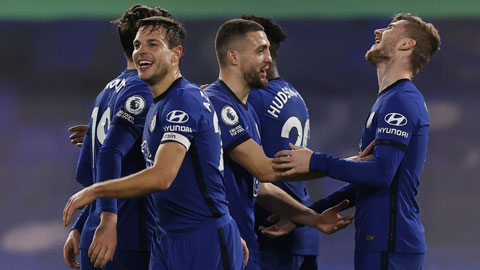 Với lực lượng gần như mạnh nhất, Chelsea sẽ giành được điểm lợi thế trước Atletico