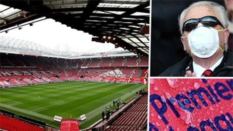 Tín hiệu mừng cho khán giả trở lại các sân bóng ở Anh