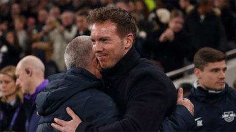 Tottenham 'chấm' Nagelsmann nếu sa thải Mourinho