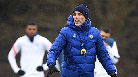 Tuchel: 'Champions League không phải mục tiêu của Chelsea mùa này'