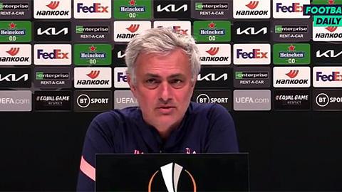 Tin giờ chót 23/2: Mourinho tự tin không bị Tottenham sa thải