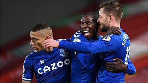 Everton sắp xây SVĐ mới